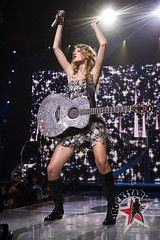 Taylor Swift - US Bank Arena - Cincinnati, OH - March 28th 2010