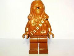 Day 6 (Jeroen_K) Tags: 6 star advent day calendar lego chewy wars wookie chewbacca 7958