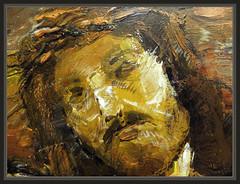 JESUCRISTO-CRUZ-PASION-PINTURA-RETRATO-PINTOR-ERNEST DESCALS (Ernest Descals) Tags: portrait a