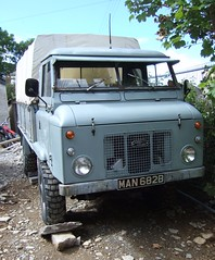 Land Rover Forward control (a) (K Garrett) Tags: 2 wheel speed four drive control 4x4 4 rover x land series landrover forward 2b 2a