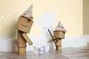 The Danbos paint my wall (generalstussner) Tags: anime wall plane canon miniature bucket amazon paint bokeh wand brush full ii 5d adventures fullframe farbe figures f11 malen streichen 24105 pinsel eimer danbo ef24105l ef24105f4lisusm revoltech danbos danboard 5dmarkii