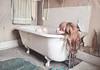 (yyellowbird) Tags: house selfportrait abandoned girl illinois bathtub cari
