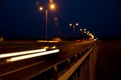 The Speed of Light (Lazy Sundays Photos) Tags: carheadlights movinglight