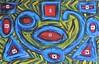 zero (divedintopaint) Tags: ferrara astratto quadri espressionismo dived informale neoprimitivismo