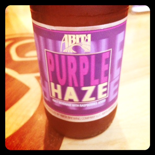 Abita Purple Haze @Horseshoe Casino