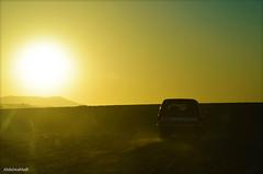 مسااافر .. (|AbdulwahhaB|) Tags: سيارة طعوس مسافر