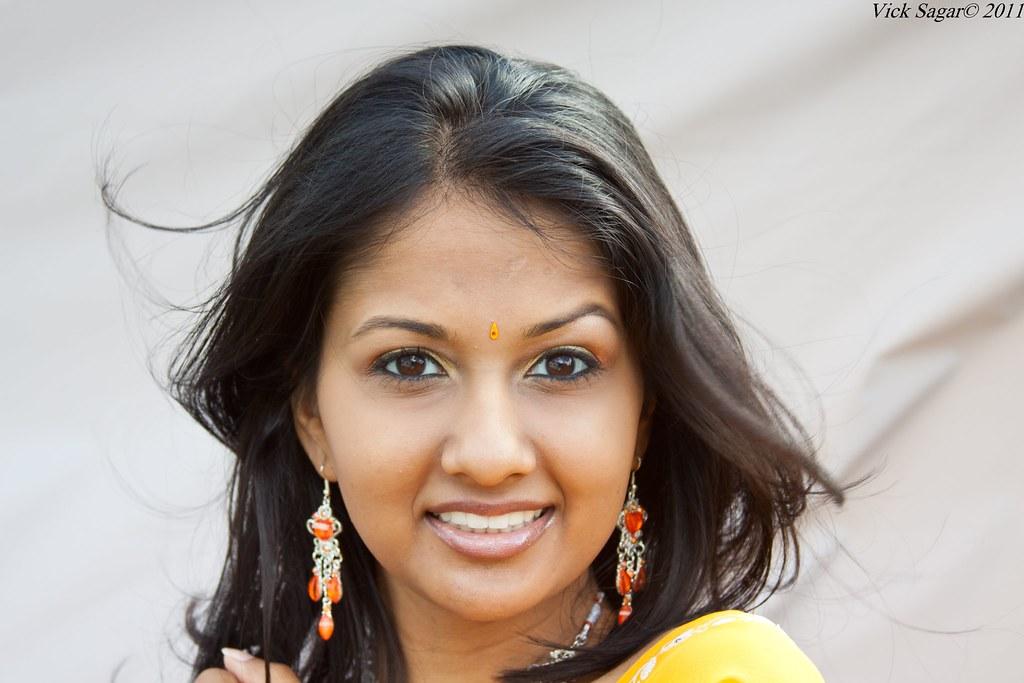 Desi Wife In Saree