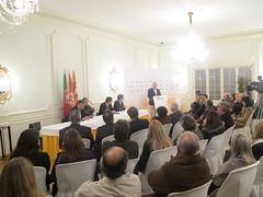 Tomada de Posse da nova Concelhia do PSD de Vila Franca de Xira