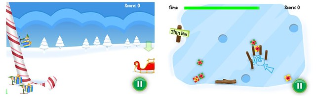 NORAD Santa iPhone, Android App