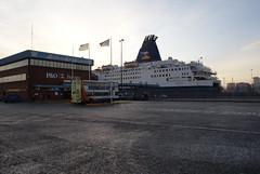 Pride of York (BiggestWoo) Tags: christmas york ferry december pride po hull ferries zeebrugge 2011 brugeschristmas2011