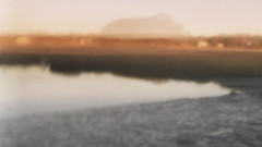 Shore Acres (scapix) Tags: autumn reflection nc pinhole diana dianaf portra 160 mamaroneck shoreacres