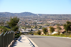 Rattlesnake view downhill to Santee (Driven to Capture 2) Tags: sandiego elcapitan santee rattlesnakemt dirveintheater