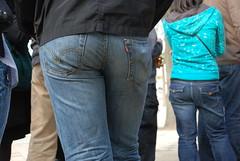 DSC_0543 (PiotrLevis) Tags: diesel ripped jeans denim levis rippedjeans bulge 501s guysinjeans trashedjeans levis501 meninjeans denimbutt guysindenim guysbulge denimbulge
