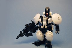 Snow Suit (Mags) Tags: lighting snow lego suit meh mech bfg hardsuit greebles