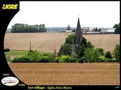 20100715-Ligré_042 (michel.cansse) Tags: france centre richelieu indreetloire paysdeloire glise ligré