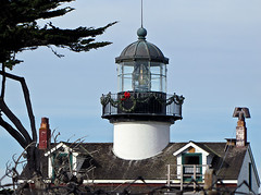 photo - Pt. Pinos Lighthouse 1 (Jassy-50) Tags: california lighthouse photo monterey pacificgrove pointpinos pointpinoslighthouse ptpinos montereychristmas ptpinoslighthouse monterey2011
