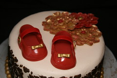 "Red mary Janes made by hand • <a style=""font-size:0.8em;"" href=""http://www.flickr.com/photos/60584691@N02/6649809661/"" target=""_blank"">View on Flickr</a>"