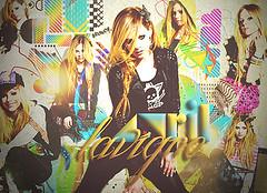 Avril Lavigne #4 (bruno__fernandes) Tags: blend avrillavigne