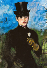 Edouard Manet - Horsewoman, Fullface, 1882 at Thyssen-Bornemisza Museum Madrid Spain (mbell1975) Tags: madrid portrait españa art museum painting de spain europe gallery museu eu musée musee m espana impressionism museo thyssen impression impressionist muzeum edouard manet frente amazona müze 1882 fullface horsewoman thyssenbornemisza bornemisza museumuseum