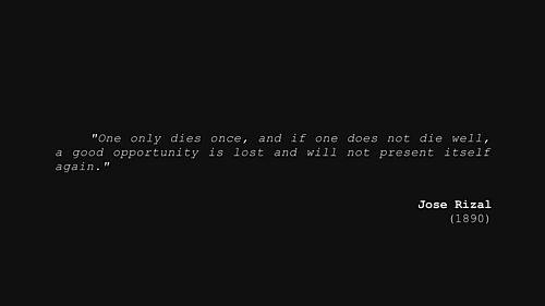 Jose Rizal 1890