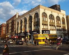RKO Hamilton Theatre, Hamilton Heights, New York City (jag9889) Tags: city nyc ny newyork building classic retail architecture balloons movie store theatre harlem manhattan hill hamilton broadway housewares palace shops stores department suger elmundo 2012 hamiltonheights rko jag9889 146street y2012