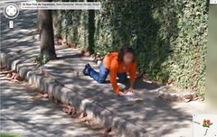 Google Maps Funny Fail 4 (hongkoon) Tags: street trip woman fall kitchen car 3d google funny view maps epic fell fail tripped