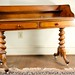 230. Unusual Barley Twist Vanity Table