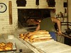 Baking French bread 1