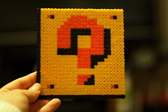 IMG_5605 (ohthecuteness) Tags: startrek love videogames pixelart qualitytime fusebeads hamabeads perlerbeads