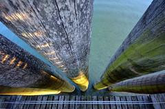 once upon a time (goerdie_l. on the slow photo road) Tags: bridge schweiz switzerland rapperswil zrichsee lakeofzurich woodenbrigde cantonofschwyz pilgrimspathway