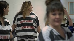 female inmates (Inmate_Stripes) Tags: female women stripes prison jail prisoners inmates