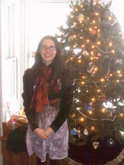 Jenny at Christmas (ems18) Tags: jennifer