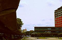 places // lugares (Athesa) Tags: de san venezuela capital central iglesia ciudad caracas ucv pedro biblioteca universidad tierra distrito nadie universitaria pasillos athesa athesaphotos