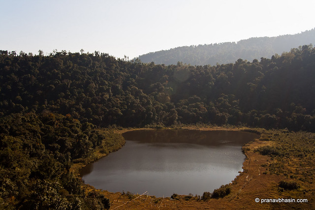 Sacred Khecheopalri Lake