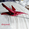 Ruby-throated Hummingbird - Robert Lang - Origami Design Secrets 1