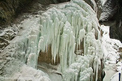 Partnach Gorge (Jen.Ostrander) Tags: snowshoe garmischpartenkirchen eckbauer snowtrails hiketrails partnachgorge