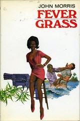 Fever Grass (54mge) Tags: book jamaica novel collins thriller dustjacket dustwrapper