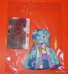 30/366 - Violet's New Dress