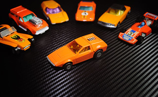 Matchbox Cars from the 70's