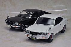 m_savanna455b (tanayan) Tags: scale car miniature model nikon plastic 124 kit mazda modelcar savanna rx3 fujimi d90 マツダ プラモデル サバンナ 1フジミ