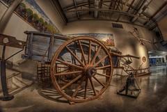 Cart & Bell; LSU Rural Life Museum; Baton Rouge, LA