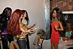 Jennifer confronts Twink (Dia 777) Tags: friends men dolls brothers ken barbie pizza business christie asha sis fighting ninjas drama picnik chandra cheating bodyguards louboutin mbili kwanzaabarbie modelno14 dia777 barbiebasics20collection letscampbarbie soinstylepastrychandra stardollsbijou