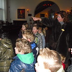 Bezoek groep 3 Huis Bergh
