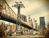 The Tram (JMS2) Tags: nyc bridge newyork cityscape tram transportation queensborobridge fauxlomo 59thstreetbridge rooseveltislandtram edkochqueensborobridge