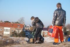 sledging2012-169.jpg (Zandvoort Life) Tags: winter snow holland ice netherlands kids nederland sanddunes 2012 sledge zandvoortaanzee saggerboy