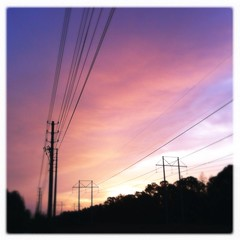 (MarkGoBlue) Tags: sky powerlines loftus iphone iphone4 iphoneography hipstamatic inas1935 loftuslens