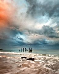 Port Willunga Sunrise (James Yu Photography) Tags: longexposure cloud sunrise photography james seascapes spirit 5 jetty australia adelaide years another sa southaustralia portwillunga australiabeach flickraward flickraward5 ringexcellence dblringexcellence
