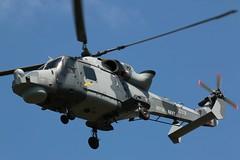 Drive-thru (crusader752) Tags: helicopter wildcat yeovil rn marked royalnavy hm1 agustawestland zz531