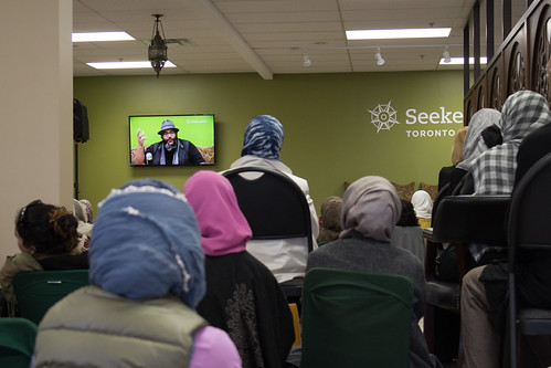 "Shaykh Yahya Rhodus at SeekersHub, Toronto and Seminar Series: Worship, Coffee and The Meaning of Life • <a style=""font-size:0.8em;"" href=""http://www.flickr.com/photos/88425658@N03/26746061672/"" target=""_blank"">View on Flickr</a>"