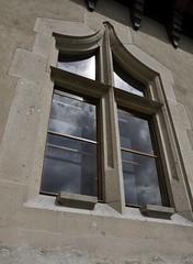 Karltejn, purkrabstv (MONUDET) Tags: okno zclonovokno